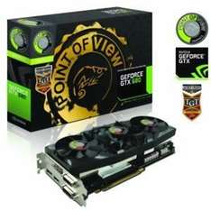 Point of View GeForce GTX680 2GBD5 Charged-Edition  - 336€ -  NEIN KEIN PREISFEHLER