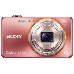 Generalüberholt: Sony DSC WX 100 Digitalkamera  pink bei Sony Outlet