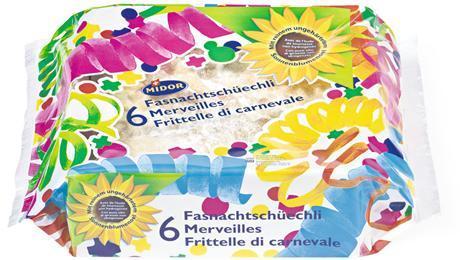 [lokal - Schweiz] Fasnachtschüechli für nur 2,30CHF @Migros