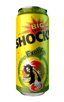 Big Shock Exotic Energy Drink bei Thomas Philipps [Ingolstadt]
