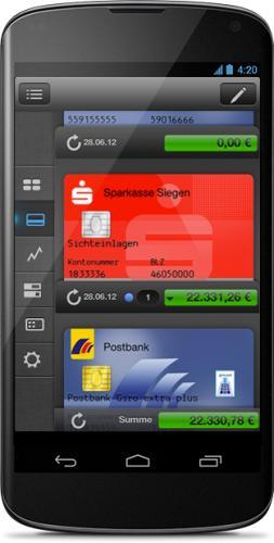 finanzblick für Android kostenlos.