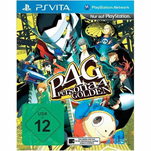 [Ps Vita] Persona 4 Golden für 27,95€ durch  Conrad-Gutscheine