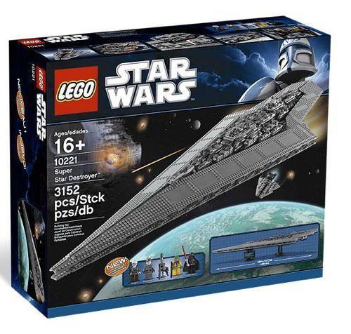 LEGO STAR WARS 10221 Super Sternenzerstörer Galeria Kaufhof