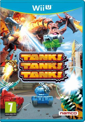 Nintendo Wii U - Tank! Tank! Tank! für €23,26 [@Zavvi.com]