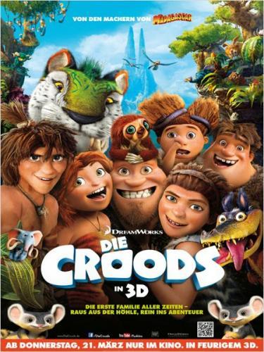 (fast) kostenlos ins Kino zu DIE CROODS