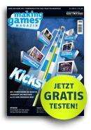 Making Games Magazin 1 Ausgabe Kostenlos