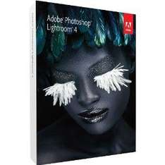 Adobe Lightroom Vollversion für 79,99 bei Amazon / 84,95 bei Conrad /  81,99 Cyberport
