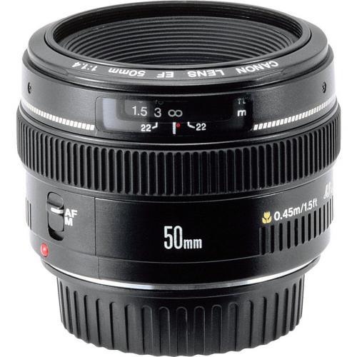 Canon EF 50mm ƒ1.4 USM – PREISRUTSCH