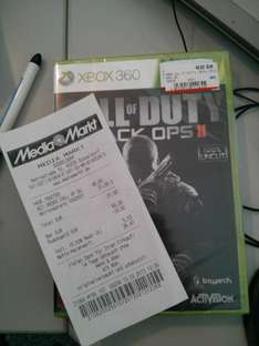 [Lokal?] Call of Duty Black Ops 2 beim Media Markt Düsseldorf