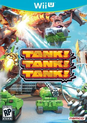 Wii U Tank! Tank! Tank! Ab heute Kostenlos im eShop