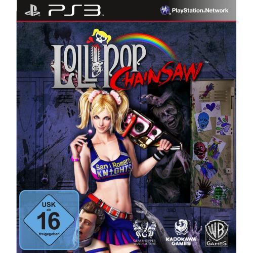 [PS3] Lollipop Chainsaw bei thehut.com für 14,72€ inkl. Versand