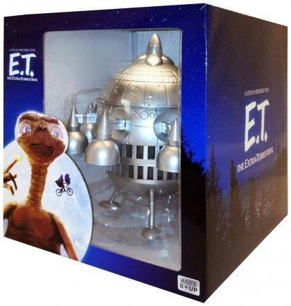 E.T. - Der Ausserirdische - Limited Collector's Raumschiff Edition (Blu-ray) @mediadealer