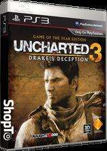 Uncharted 3 Game of the Year Edition für 18,45€ @shopto