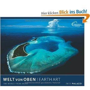 Kalender WELT VON OBEN 2013 zum halben Preis