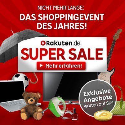 [www.rakuten.de] Rakuten.de SUPER SALE