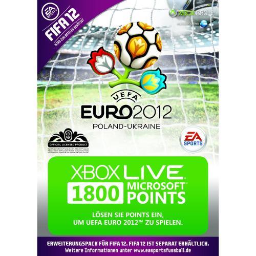 Amazon: Xbox Live 2200 Points + 1 Monat Xbox Live Gold EUR 17,11
