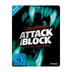 Attack the Block - Steelbook [Blu-ray] für 9,97 € bei Amazon.de