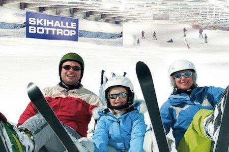 [Bottrop] All-inclusive Pistenfun im Alpincenter Bottrop