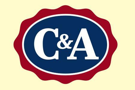 @ C&A : Cashmere Schal für 9 € statt 39 €