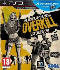 PS3 - The House of the Dead: Overkill (Extended Cut) für €7,25 [@TheHut.com]