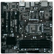 ASRock H77 Pro4-M 8xSATA 4xDDR seriell parallel HDMI/DVI/VGA 4xUSB3.0 für 61,82€ @voelkner (qipu möglich)