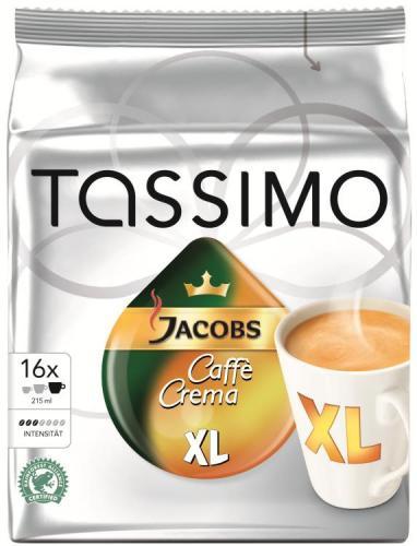 Tassimo Jacobs Krönung Caffè Crema XL für 2,99