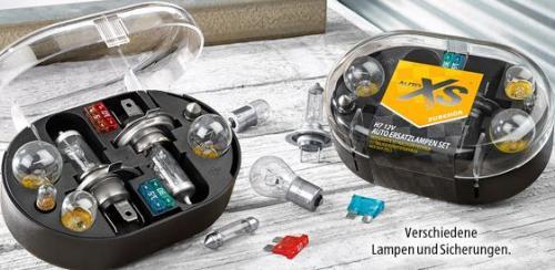 [ALDI SÜD] Auto Ersatzlampen Set 11-tlg. H4 oder H7  für 5,99€ ab Montag 18.02