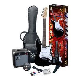 E-Gitarren Set für Einsteiger für unter 60€
