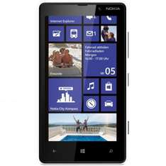 Nokia Lumia 820 Weiss Windows 8 @getgoods