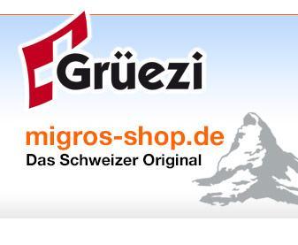 Neue tolle Angebote im Migros-Shop, sowie neuer 5€-Gutschein -> 6kg Nuss-Stengeli für 23,89€ (inkl.) 5x Rösti für 4,99€ und mehr