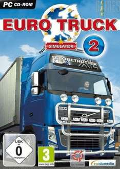 [Steam] Euro Truck Simulator 2 bei Green Man Gaming