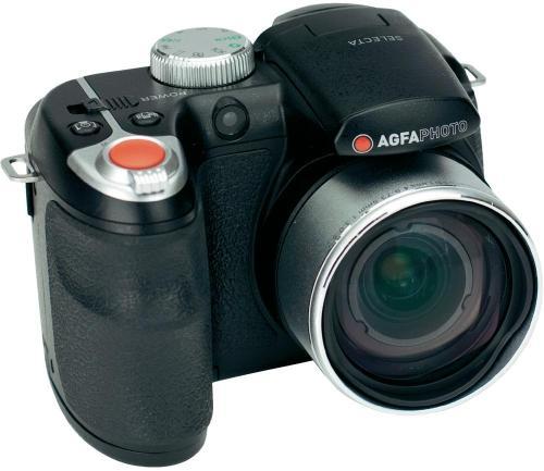 Megazoomer Einsteigersegment - AGFAPHOTO Selecta 16 Digitalkamera schwarz - 89,95 @digitalo (qipu möglich)