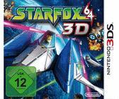 Starfox 64 Nintendo 3DS