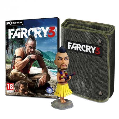 (PC/PS3/Xbox 360) Far Cry 3 Insane Edition ab 46,97 €