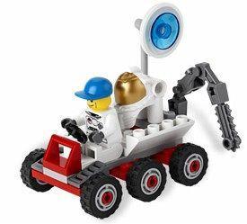 LEGO City Mond Buggy für 3,99 € // Polizei-Quad oder Feuerwehr-Motorrad für je 4,99€ @ Bücher.de