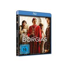 Die Borgias Season 1 (3 Discs Blu Ray) für 19,99 € @ amazon.de
