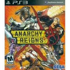 (Play-Asia) Anarchy Reigns für PS3
