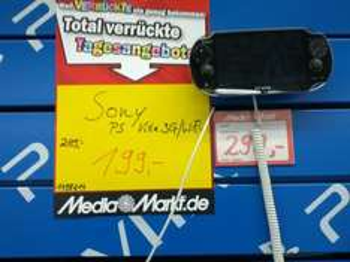 PS VITA 3G/WiFi [lokal MM Bremerhaven]