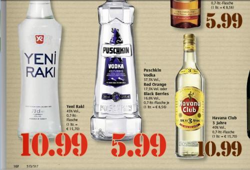 [Lokal?:Ulm]Havana Club 3J 10,99€