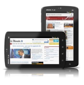 [B-Ware] Archos Arnova 7c G2 4 GB, Android 2.3 /GPS/ WiFi / 3G für 79€ frei Haus von Avides