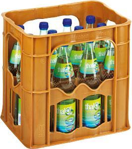 [lokal] (mal wieder) Kasten Thalquell Mineralwasser (classic od. medium) zzgl. 3,30 Euro Pfand