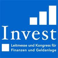 Invest 2013 - kostenloser Eintritt - 19. – 20. April 2013 (normaler Ticketpreis 25 Euro)