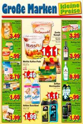 18 Melitta Kaffeepads div. Sorten für 1,49€ 8,3Cent/Pad [lokal, Kaufpark]