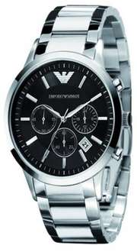 EMPORIO ARMANI Herren Uhr AR2434 213,90€ inkl. Versand