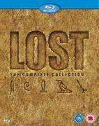 Lost - Seasons 1-6 Complete Box Set Blu-ray für 51,59€ @zavvi