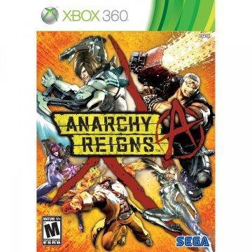 (Play-Asia) Anarchy Reigns für Xbox 360 und weitere Games
