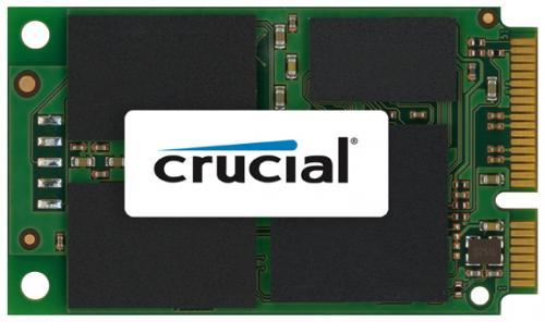 Crucial m4 mSATA 256GB SSD @ degito