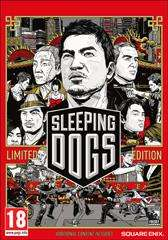 [Steam] Sleeping Dogs Limited Edition (uncut)  8,65€ @Gamefly.co.uk