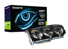 Gigabyte Geforce GTX 670 2 GB - gerneralüberholt - 304,80 €