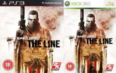 PS3/Xbox360 - Spec Ops: The Line für €13,34 [@TheHut.com]